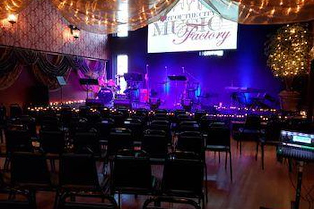 Heart of the City Music Factory - Great Room