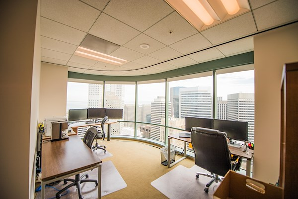 (OSS) One Sansome - Corner Office with stunning views