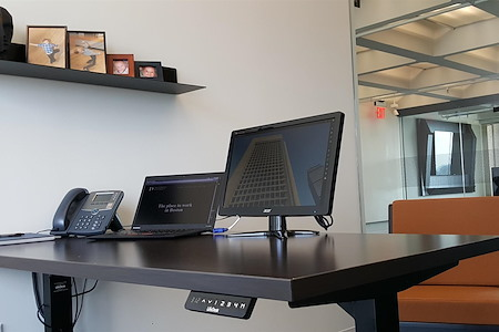 Business District - Day Office 1 Special - $50/Day