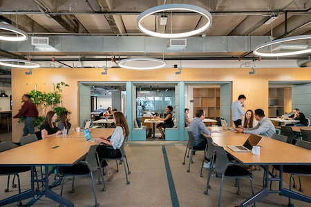 Cross Campus South Bay - Coworking & Hot Desk Membership