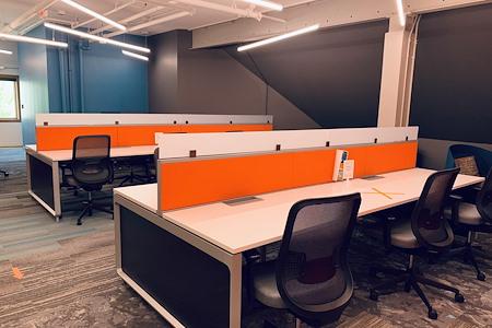 25N Coworking - Geneva - Basic Coworking Workspace