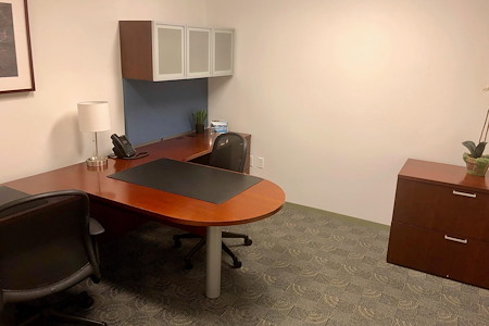 Carr Workplaces - Rosslyn - Private Office #1263