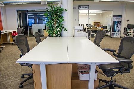 SOMAcentral | San Francisco (Townsend) - Monthly Dedicated Desks (Copy)
