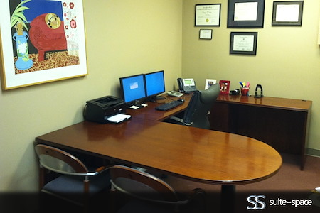 Suite-Space Private & Coworking Offices: Westchester NY - Private Interior Office