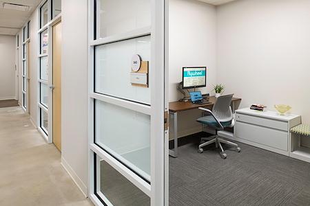 Flywheel Coworking - Private Office at Flywheel