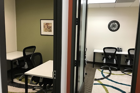 Regus | 580 California - 2 Room Suite for 6 p