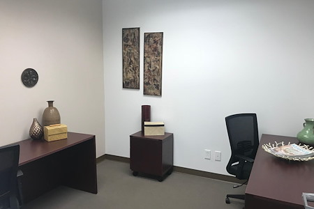 Green Hills Office Suites - Furnished Interior Office for 1 or 2