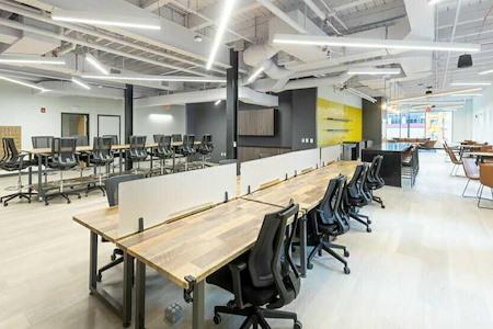 Venture X Detroit - Dedicated Desk 1