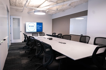 MakeOffices | Reston Town Center - 2 Person Office