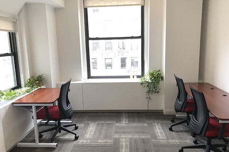 BrandTuitive - Corner Office Steps from Grand Central