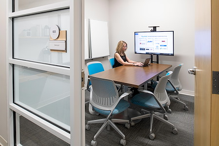 Flywheel Coworking - Meeting Room B