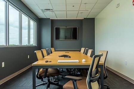 Venture X | Harlingen - Mesquite Meeting Room