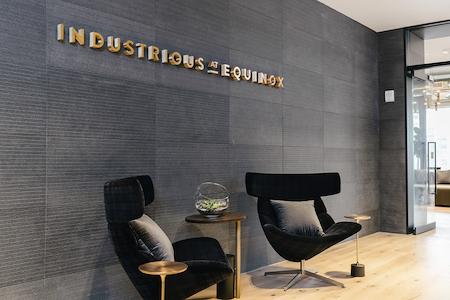 Industrious at Equinox - Hudson Yards - Dedicated Desk