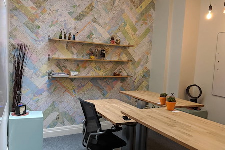 Gauge : Research, Strategy and Design - Furnished Downtown Office