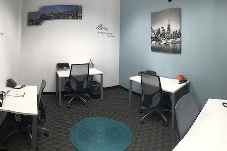 Regus- Koll Center Rancho Santa Margarita - Dedicated Desk 1