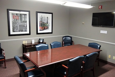 TKO Suites Knoxville TN - Conference Room