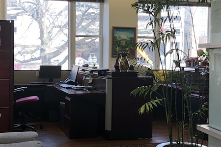 Private Office- Washington Blvd. - Dedicated Desk