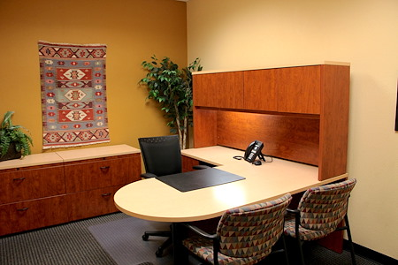 Office Alternatives (Journal Center location) - Full-service Interior Executive Offices