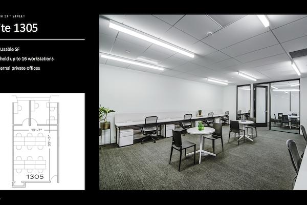 Convene at CityView - Suite 1305