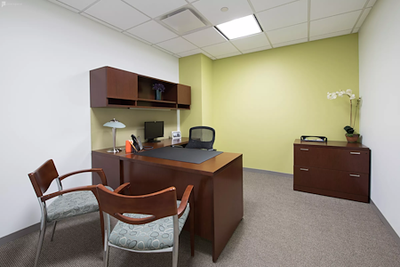 Carr Workplaces - The Willard - Interior Office 477