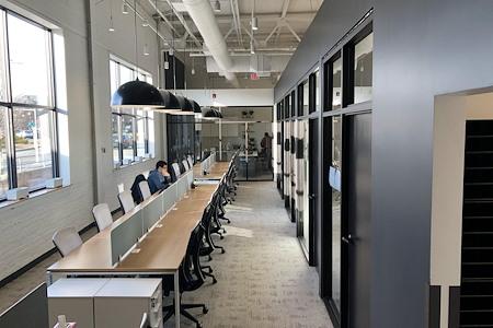 Staples Studio Somerville - Full-Time Coworking Membership