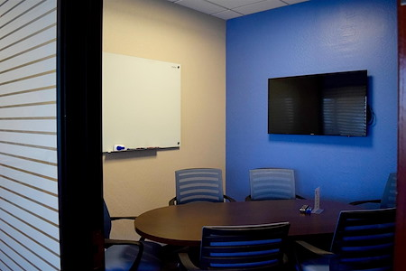 580 Executive Center - Blue Room @ Dedicated