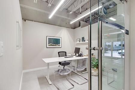 FORUM Miami - 2 Person Private Office Suite