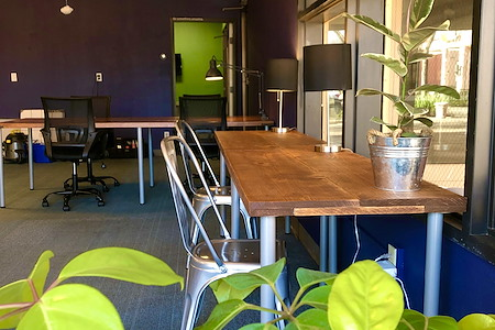 Davis Coworking, Ground Floor - Event Space