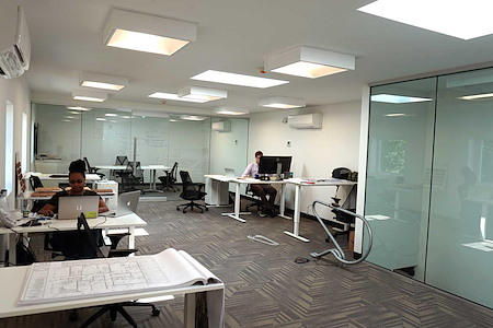 Built Coworking - Loft Style Private Office
