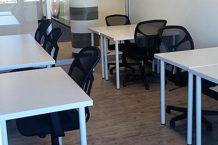 Simms Space - Dedicated Desk 1
