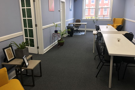 The (Co)Working Space in Woodbridge - 10 Day Drop-In Punch Pass