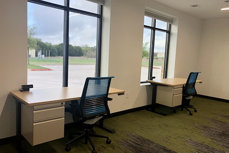 Innovation WorkSpaces - 8 Desk Office Suite - 1 Available