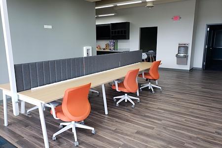 Brix Coworking Monona - Flex Desks