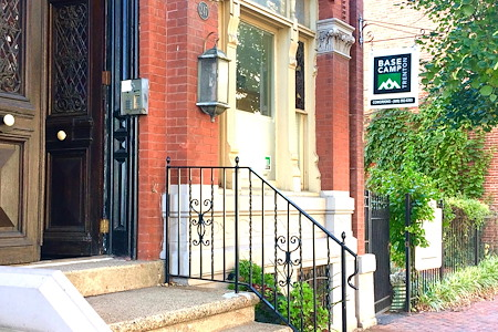 Base Camp Trenton - Coworking Day Pass