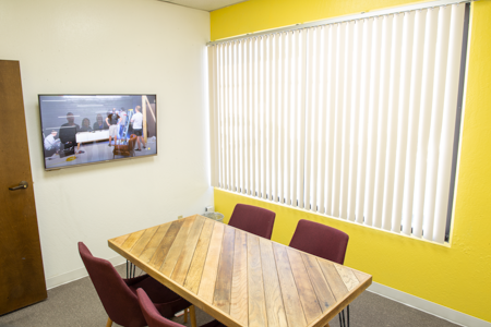 StageOne Creative Spaces: Milpitas - Conference Room C