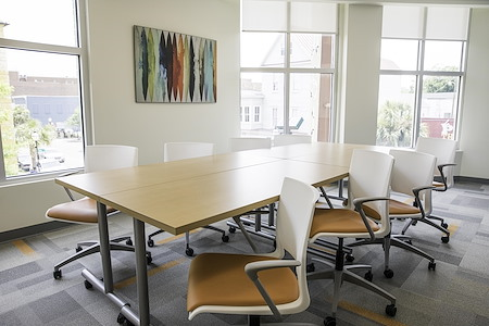 Office Evolution - Charleston - Large Conference Room