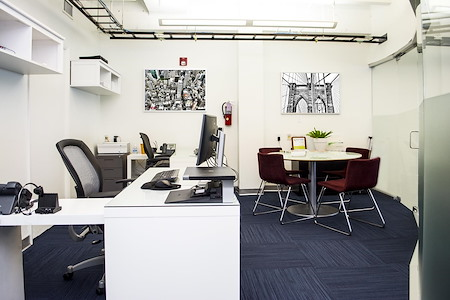 Momentum Business Center - Private Interior Executive Office