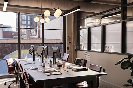 Working From_ - Open Studio Dedicated Desk