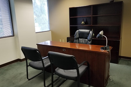 Blue Sun Office Suites - Office 251 with window