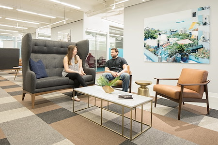 The Yard: Columbus Circle - Coworking for 1