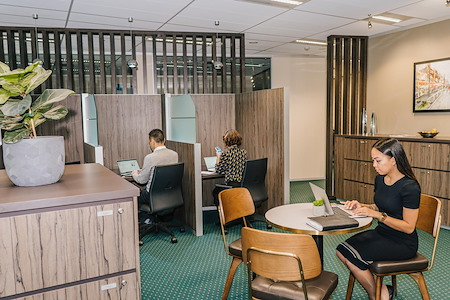 Servcorp Tower Two Westfield - Hot Desk | Business hours access