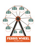 Logo of Ferris Wheel