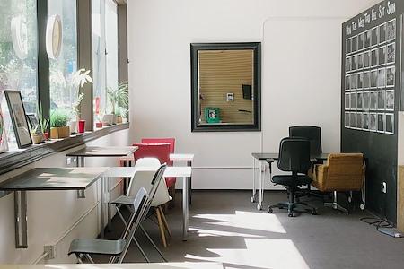 Capsity Coworking - Coworking