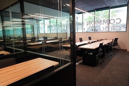 CommonGrounds Workplace | Fort Worth - Office for 200