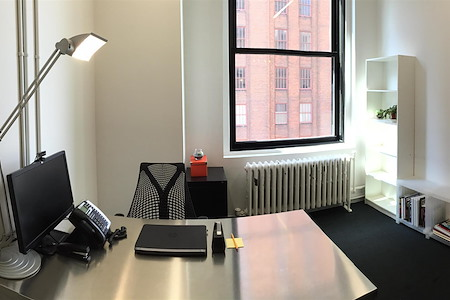 Taproot Foundation - New York - Private Office with Window - New York