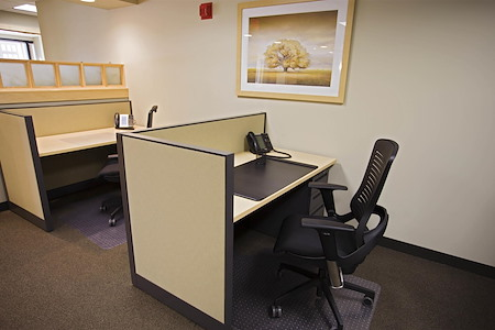 Intelligent Office - Columbus - hourly workstation