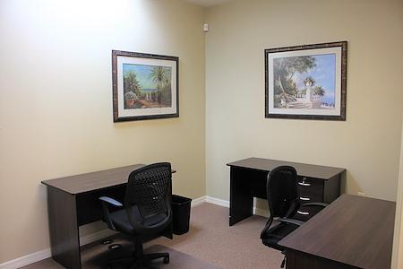 Temple Terrace Business Center - Dedicated Desk 1