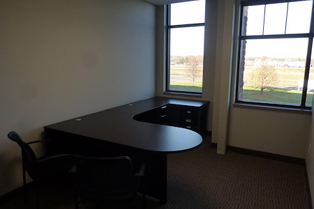 Rise Professional, LLC - Upper Level Office with Window