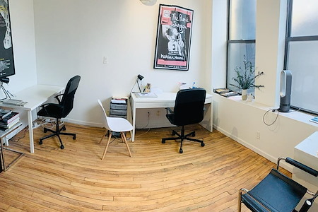 Conquest Advisors - NYC LES Chinatown Office Sublet 3