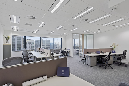 The Executive Centre - Australia Square - 17 person office + private office